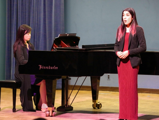 Applied Voice Recital